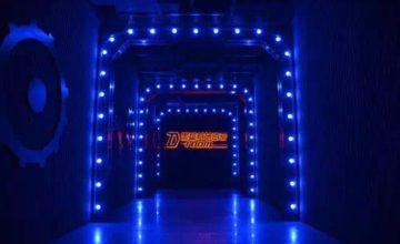 【山西】D-room墨盒机械密室★密室建造|主题设计|道具制作