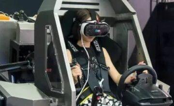现场体验超逼真虚拟现实,这场展会等你来!
