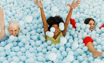用颜色认识世界,来做一场五颜六色的梦 | 沉浸式展览Color Factory