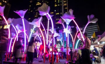 上海重磅灯光艺术盛事将启动!多件作品全球首次亮相!