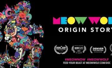 纪录片放映会 | Meow Wolf成长史:从贫穷艺术家到沉浸式设计大师