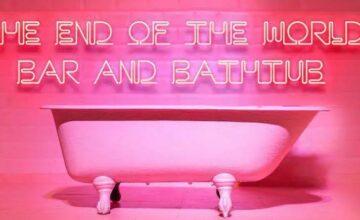 你家的浴缸里藏着末世的全部答案| 互动戏剧 Bar & Bathtub