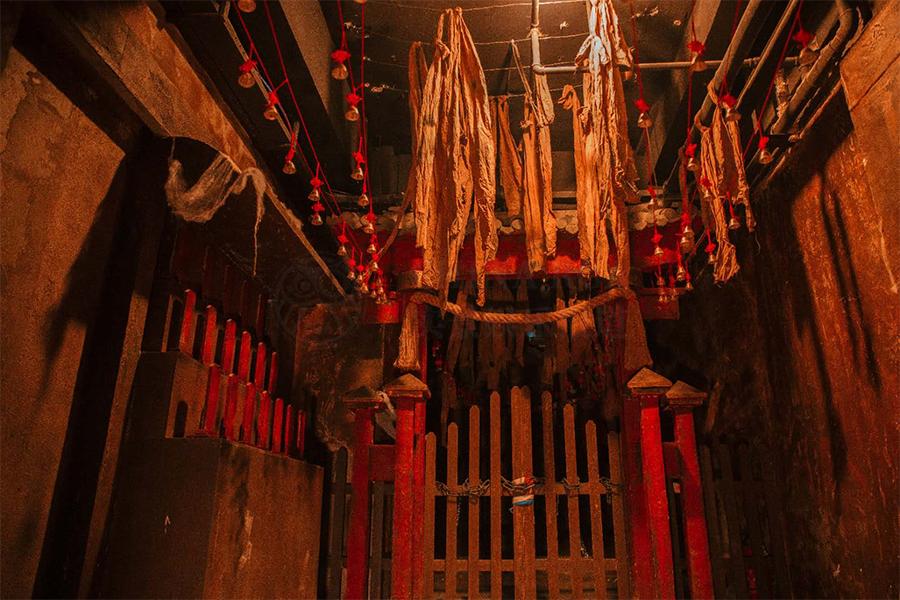 测评 | 上海《天雾城》-梦幻之城梦幻行